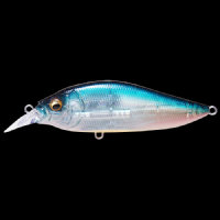 Воблер Megabass FLAP SLAP LBO col. GP BLUE MINT SHAD